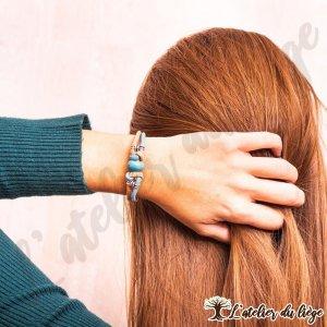 bracelet en liege pour femme ilha