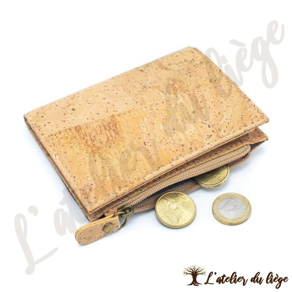 portefeuille en liege pour homme et femme vimioso